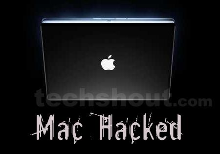 Hacked Mac