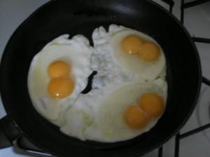 double-yolk