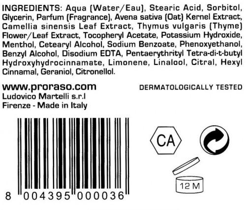 proraso-white-ingredients